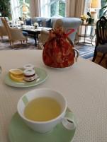 Teatime at Peninsula