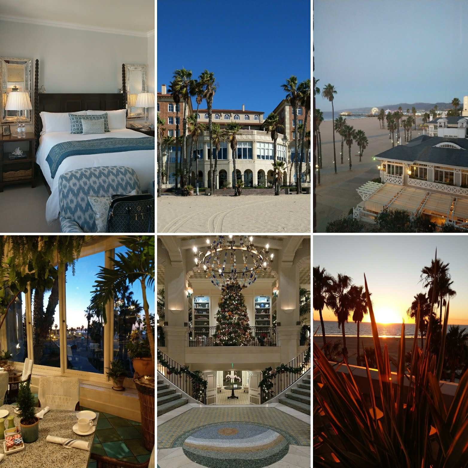Hotel Casa Del Mar Is Perfectly Situated At Santa Monica Beach, By The  Pier. Beautiful ...